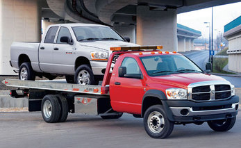 Heavy Duty Tow Truck Services